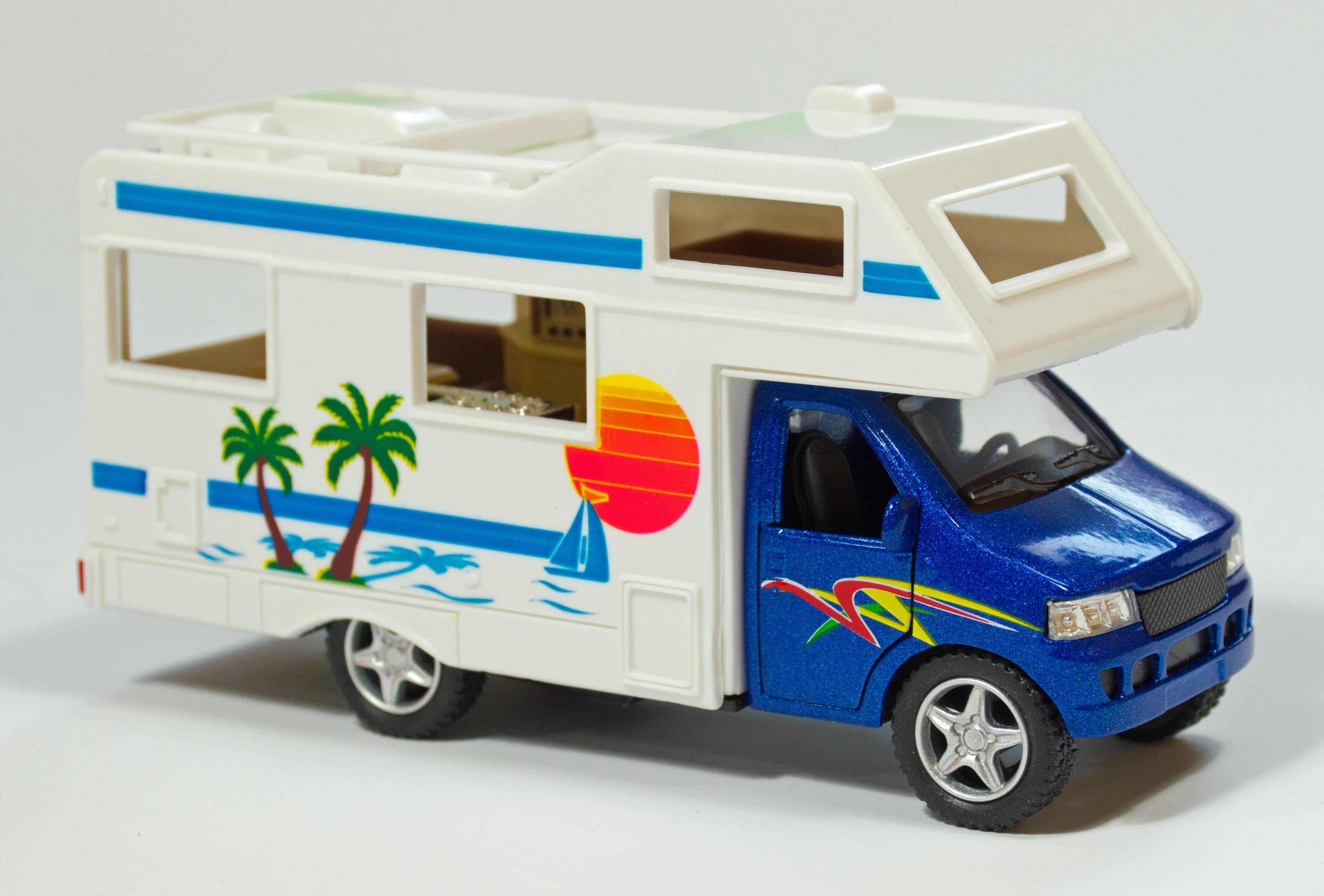 HM studio obytné auto barva kabiny: modrá
